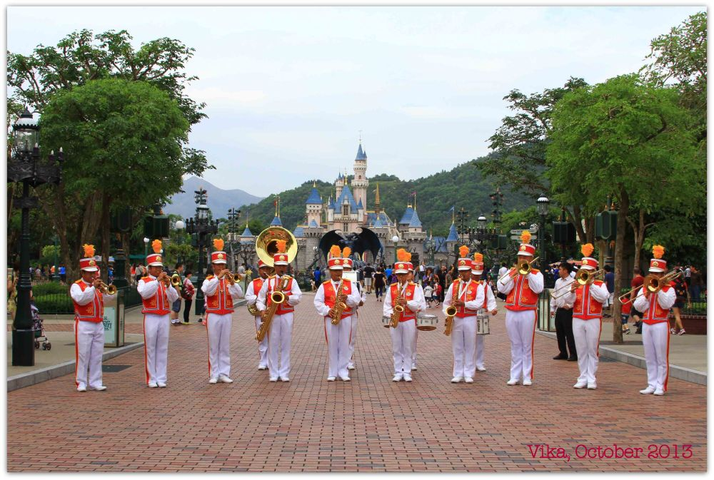 Marching Band #1