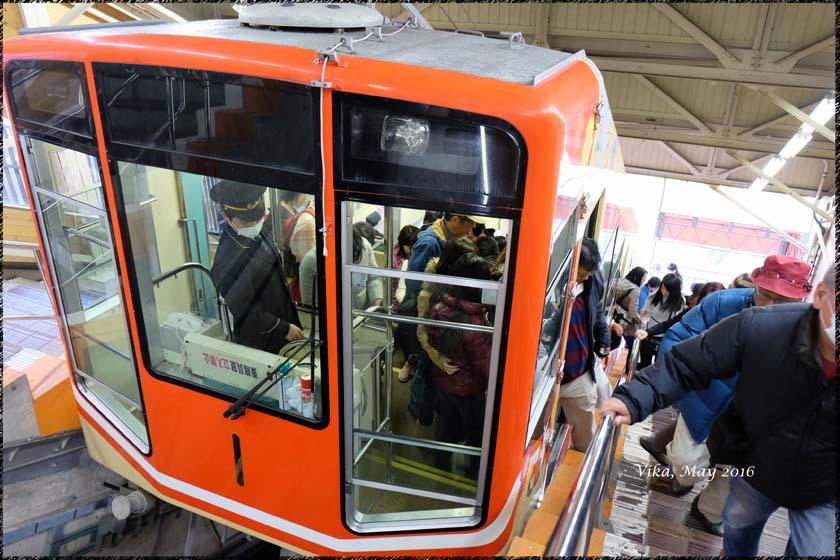 Tateyama Cable Car #2