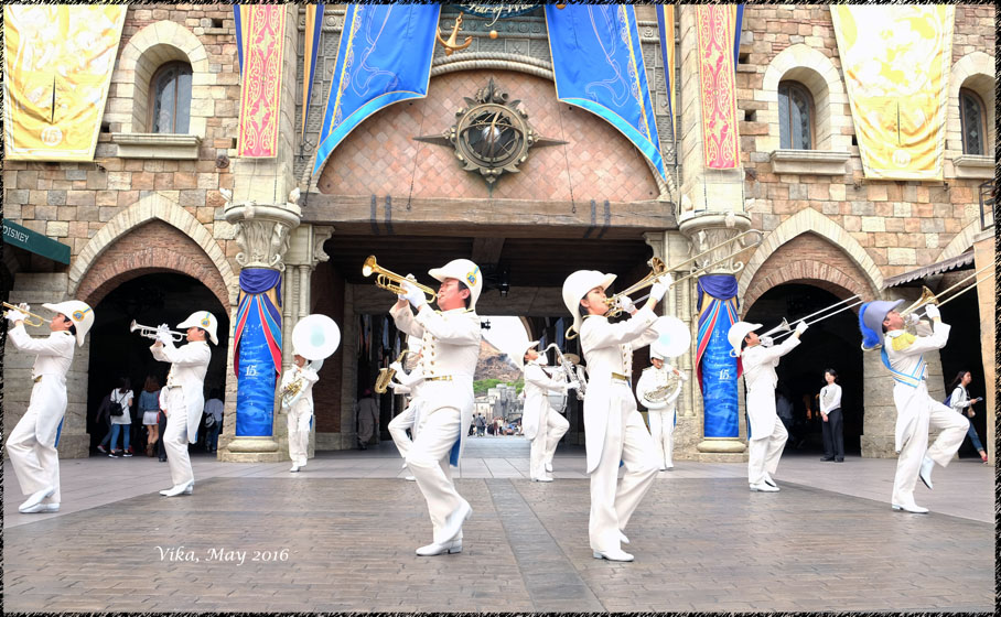 Marching Band DisneySea #3